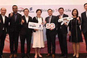 Singapore sẽ cho chạy thử nghiệm mạng 5G vào cuối năm nay
