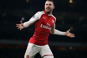 Tân HLV Arsenal muốn níu chân ngôi sao Ramsey