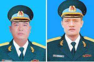 Truy thăng quân hàm sĩ quan 2 phi công Trung đoàn 921 hy sinh tại Nghệ An