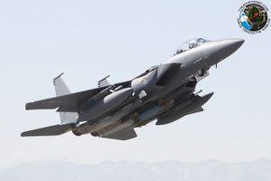 Máy bay Hàn Quốc xuất kích chặn máy bay Trung Quốc xâm nhập vùng phòng không