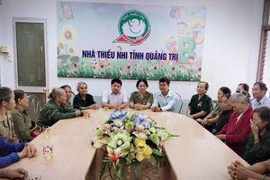 Quảng Trị: Trò chuyện với 30 nữ TNXP neo đơn có hoàn cảnh khó khăn 