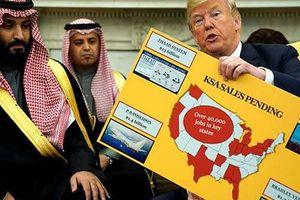 Ông Trump tìm cách hồi sinh 'NATO Ả Rập' để chống Iran