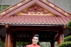 Á vương Johnny Nam Kiệt bậc thầy trong ngành làm đẹp lịch lãm trong vài trò giám khảo chung kết cuộc thi Tìm Kiếm Thiên Tài Nhí 2018