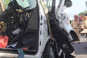 Hé lộ nguyên nhân ban đầu vụ xe rước dâu gặp nạn thảm khốc khiến 13 người tử vong