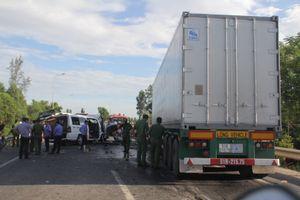 Tai nạn kinh hoàng: Xe rước dâu không đăng ký kinh doanh dịch vụ