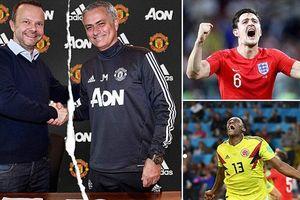 Căng thẳng Mourinho và sếp lớn MU đẩy lên đỉnh điểm