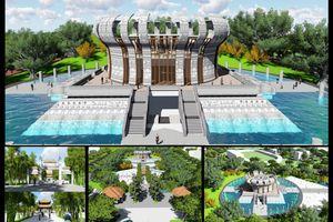 Cần Thơ xây đền thờ Vua Hùng hơn 100 tỷ đồng