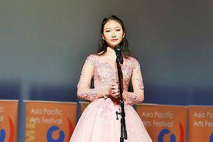 Ba nữ sinh Việt giành giải thưởng Liên hoan nghệ thuật châu Á