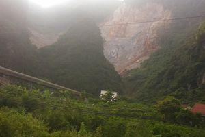 Thị trấn Chi Lăng (huyện Chi Lăng, Lạng Sơn): Dân sống khổ vì gần… mỏ đá