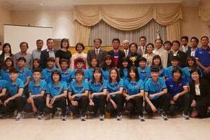 Thúc đẩy giao lưu bóng đá giữa Việt Nam và Nhật Bản