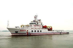 Cảnh báo tàu cứu hộ Trung Quốc ở Trường Sa