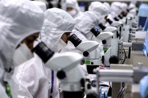 Điện tử Đông Nam Á đón lợi lớn từ thuế quan công nghệ của Mỹ