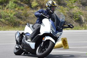 Honda Forza 250 mới chạy thử nghiệm, ra mắt trong tháng 8