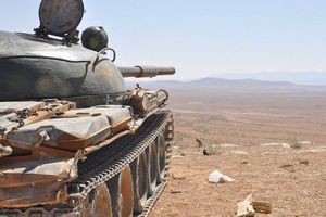 SAA phát động cuộc tấn công bất ngờ ở bắc Latakia