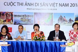 Phát động Cuộc thi ảnh Di sản Việt Nam năm 2018