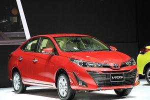 Toyota Vios 2018 chính thức ra mắt thị trường Việt Nam, chốt giá từ 531 triệu đồng