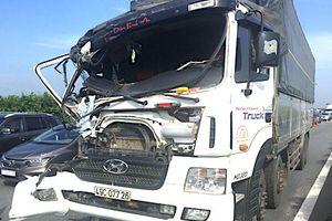 Tai nạn liên hoàn trên cao tốc TP.HCM -Long Thành – Dầu Giây