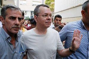 Thổ Nhĩ Kỳ đáp trả cảnh báo liên quan linh mục người Mỹ bị xét xử