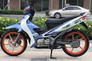 'Soi' xe máy Yamaha Z125 độ 200 trăm triệu tại SG