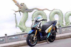 Xe ga Honda SH 150i 'độ khủng' của dân chơi Hà thành