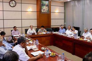 Hội Dầu khí Việt Nam họp Ban Thường vụ lần I, nhiệm kỳ 2018-2020