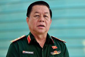 Tướng Nghĩa: Kiên quyết xử lý tàu cá nước ngoài xâm phạm biển Việt Nam