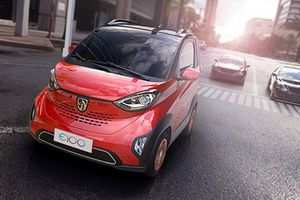 Xe ôtô điện Baojun E100 2019 giá rẻ chỉ từ 165 triệu đồng
