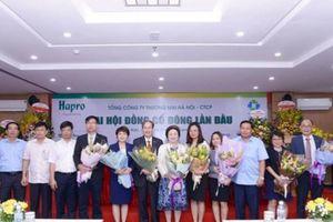 Hapro tổ chức thành công Đại hội cổ đông lần đầu