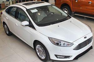 Tại sao xe ôtô Ford Focus 'ế vẫn hoàn ế' tại Việt Nam?