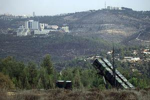 Israel khai hỏa Patriot, bắn rụng chiến đấu cơ Syria trên cao nguyên Golan