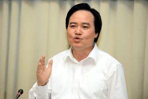 Bộ trưởng Phùng Xuân Nhạ cần đưa ra lời cam kết