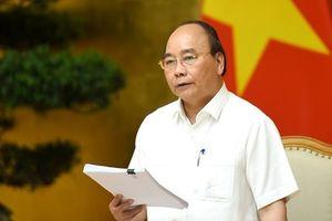 Thủ tướng: Không tái cơ cấu sẽ tiếp tục tụt hậu
