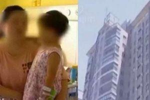 Nóng nhất hôm nay: Hi hữu bé gái hai tuổi Trung Quốc rơi từ tầng 17 vẫn đứng lên đi lại