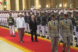 Quan hệ hợp tác Việt Nam - Myanmar: Toàn diện và sâu sắc