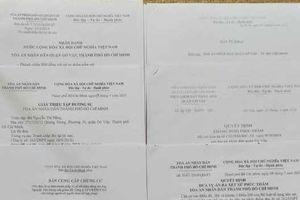 Vụ kiện 11 sổ tiết kiệm cá nhân tại TAND quận Gò Vấp (TP HCM): Một bản án thiếu thuyết phục