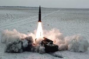 Nga biến Iskander-M thành tên lửa chống hạm