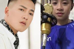 Cậu bé 14 tuổi hát hit 5 triệu view của Châu Khải Phong gây tranh cãi