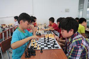 450 vận động viên tham gia giải cờ vua, cờ tướng Nhà thiếu nhi TP Hồ Chí Minh 2018