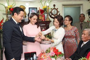 Điểm lại những 'cậu ấm cô chiêu' của các sao Việt nổi tiếng đồng loạt lên xe hoa nửa đầu năm 2018