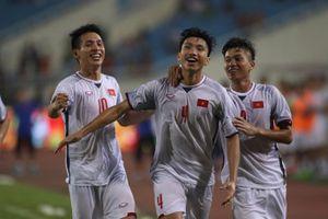 Siêu phẩm của Văn Hậu giúp U23 Việt Nam duy trì mạch thắng tại Cúp VinaPhone 2018