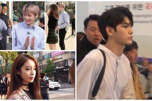 Loạt idol Kpop sở hữu nhan sắc 'đẹp bất chấp' ngay cả khi bị chụp lén