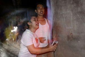 Đau thương sau động đất 7 độ richter tại Lombok, Indonesia