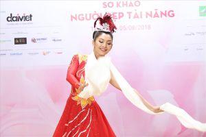 Nhiều bất ngờ ở vòng thi Người đẹp tài năng của Hoa hậu Việt Nam 2018