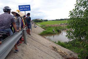 Tìm thấy thi thể cháu bé mất tích bí ẩn ở Quảng Nam