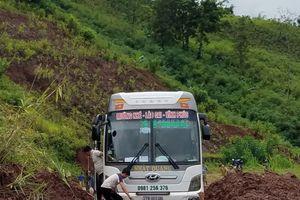 Điện Biên: Thông tuyến Quốc lộ 4H sau nhiều giờ tê liệt