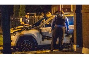 Trong 14 giờ ở Chicago: 44 phát đạn, 5 người thiệt mạng