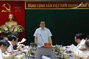 Bí thư Thành ủy Hoàng Trung Hải: Đề xuất cơ chế, chính sách mang tính đột phá để phát triển Thủ đô