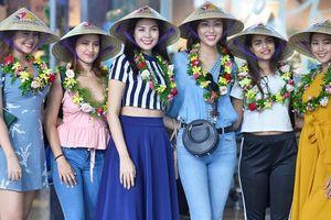 Dàn hoa hậu thế giới 2016 đến Đà Nẵng quảng bá du lịch
