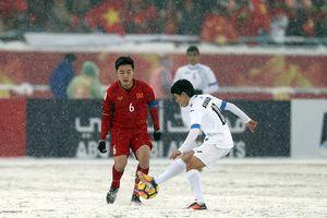 U23 Việt Nam - U23 Uzbekistan