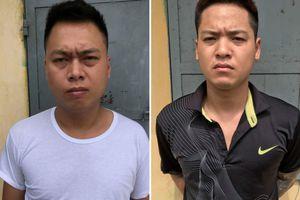 Bắt hai thanh niên cướp tài sản của con nợ ở Đà Nẵng